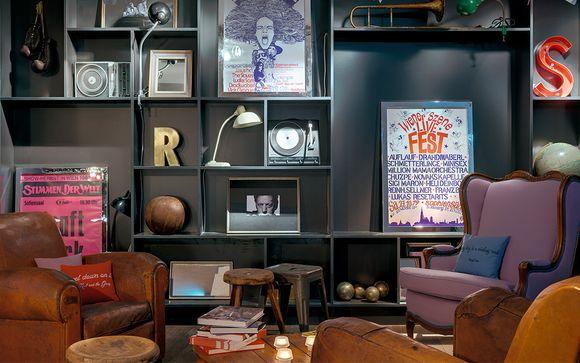Hôtel Ruby Sofie 4*