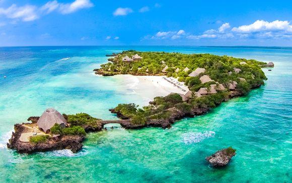 Poussez les portes de l'hôtel The Sands at Chale Island Resort 4*