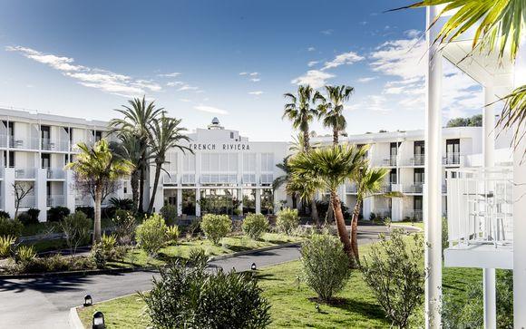 Poussez les portes de votre hôtel Beachcomber French Riviera 4*
