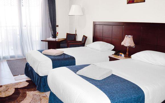 Poussez les portes de votre hôtel Samra Bay 4*