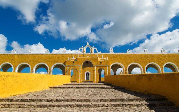 Votre circuit Découverte du Yucatan en 4 jours/3 nuits selon l