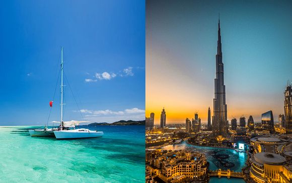 Combiné Hyatt Regency Dubai 5* et Intercontinental Maurice 5*