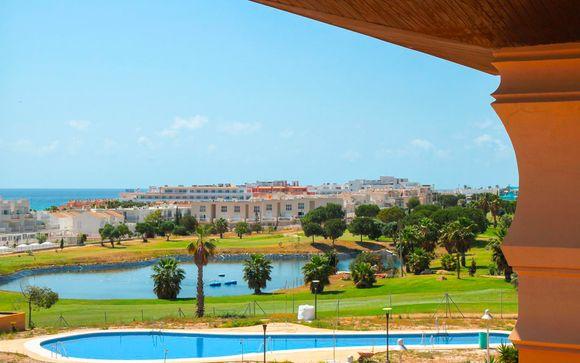 Poussez les portes de l'Alegria Palacio Mojacar 4*