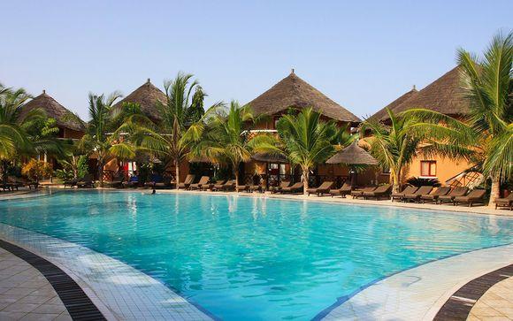 Le Lamantin Beach Resort & Spa 5*