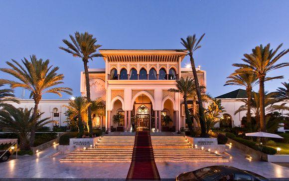 Atlantic Palace Agadir Golf Thalasso & Casino Resort 4*