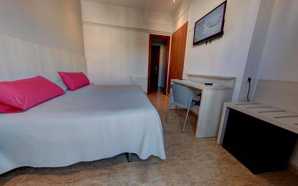 Poussez les portes de votre Hotel Apartamentos Solimar