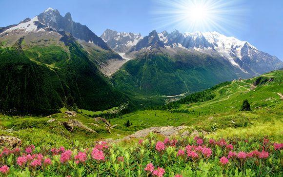 Bol d'air et aventures en montagne