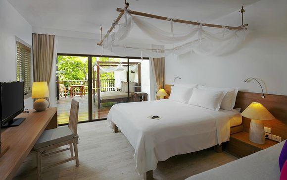 Votre fin de séjour balnéaire à l'hôtel Evasion Hua Hin 5*