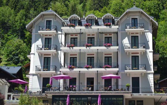 Poussez les portes du National Resort & Spa 4*
