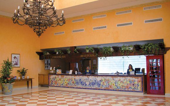 Poussez les portes du Playabonita Hotel 4*