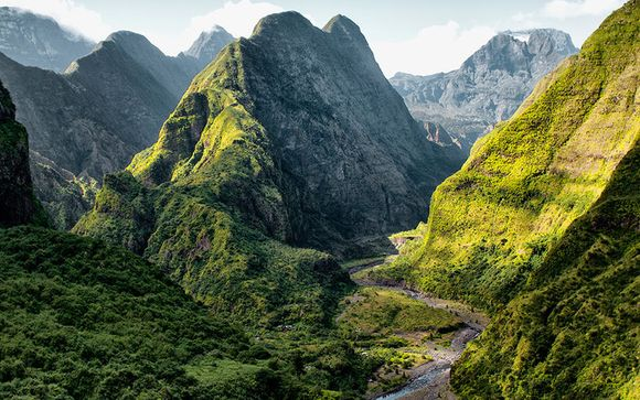 Autotour entre plages et montagnes et séjour possible à l'île Maurice