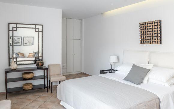 Poussez les portes du Capo Di Mykonos Resort