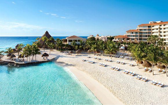 Hôtel Dreams Puerto Aventuras Resort and Spa 4*