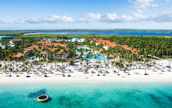 Hôtel Dreams Palm Beach Punta Cana 5*