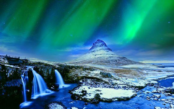 Circuit 6jours/5nuits en 4* dans l'Ouest de l'Islande