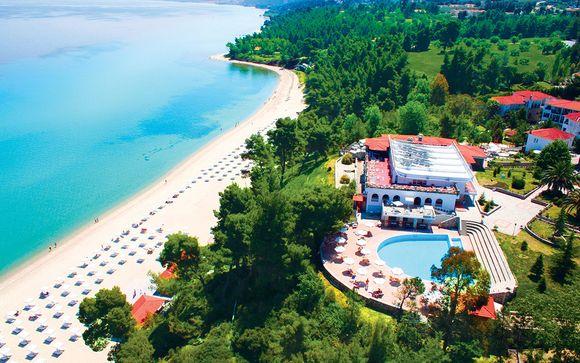 Hôtel Alexander The Great Beach 4*