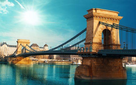 Confort absolu à deux pas du Danube