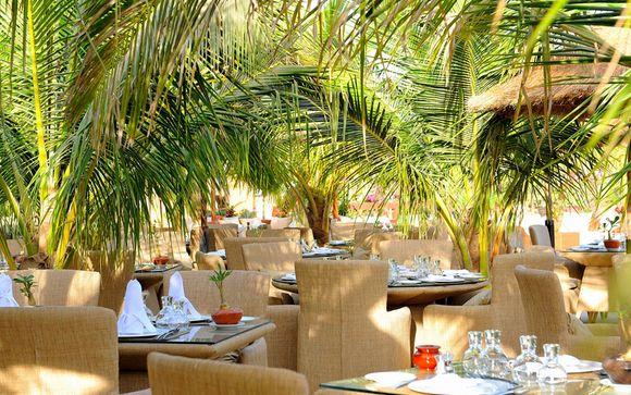 Poussez les portes de l'Hôtel Le Lamantin Beach Resort & Spa 5*