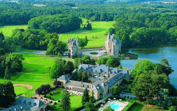 Relais & Château Hôtel & Spa de la Bretesche 4*