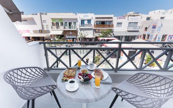 Poussez les portes de votre Santorini Main Square