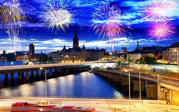 Circuit et croisi�re 4* : nouvel an dans la Baltique