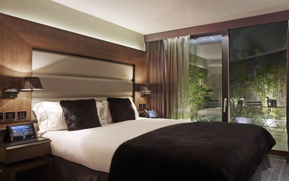 Poussez les portes de votre Luxury Boutique Hotel