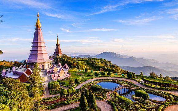 Circuit charmes du Siam 4* et séjour balnéaire à Phuket