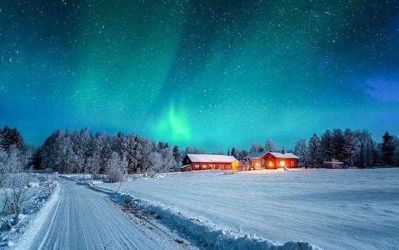 Séjour La magie du Nord Tromso avec étapes à Oslo