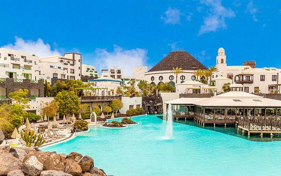 Espagne Arrecife - Hôtel Volcan Lanzarote 5* à partir de 589,00 € - Arrecife -