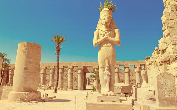 Croisière Parcours des Pharaons et Serenity Makadi Beach 5* à Hurgada