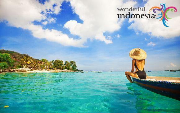 La trilogie du bonheur indonésien