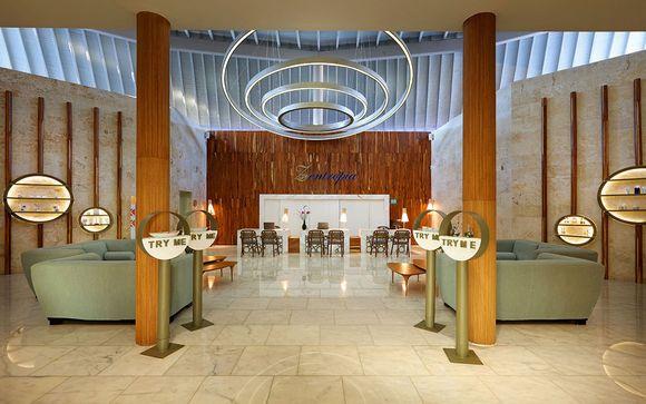 Poussez les portes de l'hôtel TRS Turquesa 5*