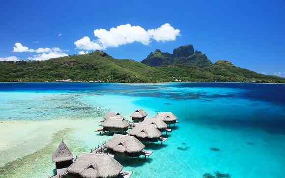 Combiné Ia Ora Beach 4*, Sofitel Ia Ora 5* et Sofitel Private Island 5*