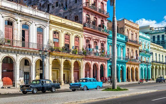 Échappée authentique et plaisirs balnéaires - La Havane -