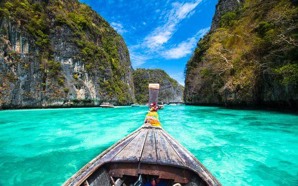 Rendez-vous... à Phuket, Koh Phi Phi et Khao Lak