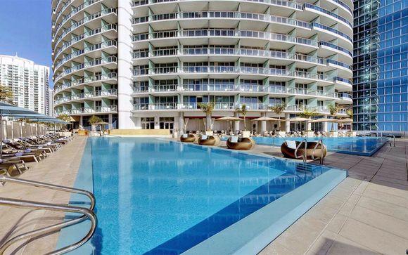 Poussez les portes de l'hôtel Kimpton Epic Miami 5*