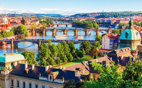 La ville aux cent clochers sonne votre venue - Prague -