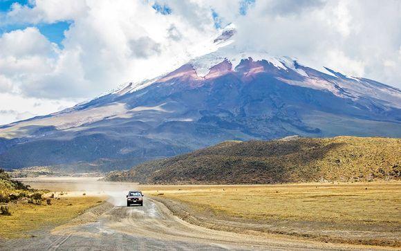 Autotour Équateur en toute liberté et extension aux Galapagos