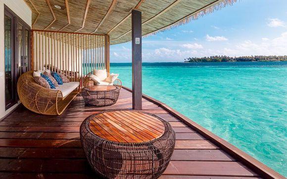 Refuge paradisiaque en Classe Affaires - Malé -