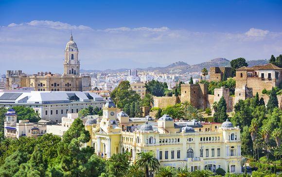 Terres hispano-mauresques en toute liberté