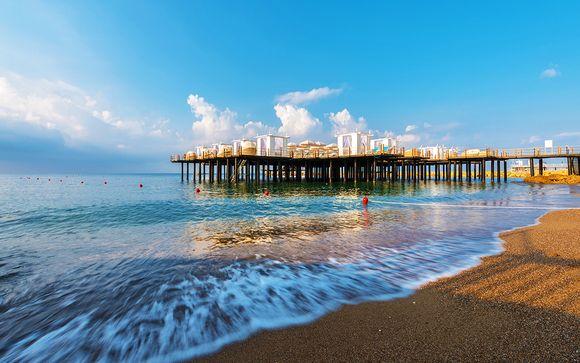Rendez-vous... au sud d'Antalya