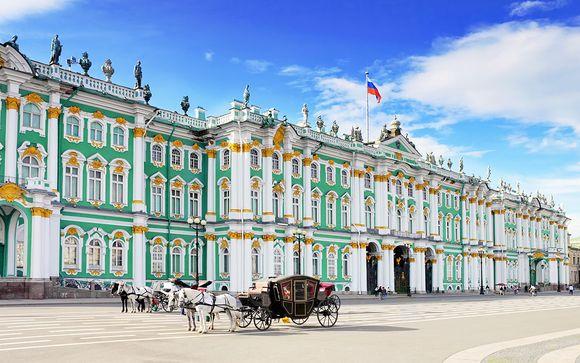 Échappée belle dans la ville des Tsars