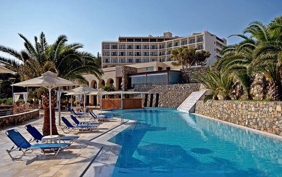 Hôtel Wyndham Grand Crete Mirabello Bay 5*