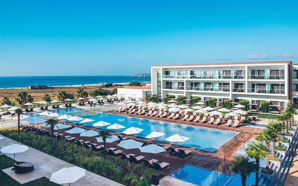 Kappa Club Iberostar Algarve 5*, pré-extension possible à Lisbonne
