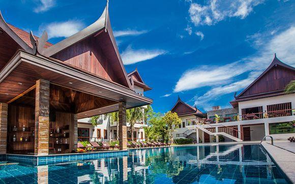 Poussez les portes de l'hôtel T-Villa 4*