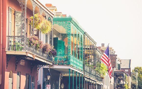 Rendez-vous... à La Nouvelle-Orléans