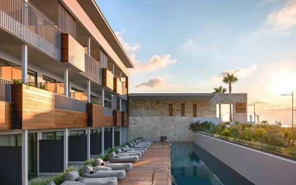 Hôtel Ikones Seafront Luxury Suites 5* Adult Only