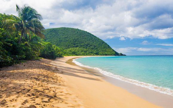 Résidence Caraïbes Bonheur avec location de voiture