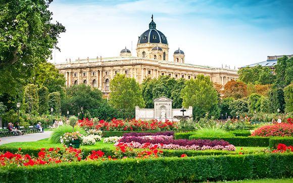 Hôtel Roomz Vienna Prater 4*