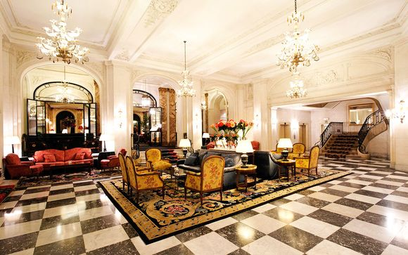 Hôtel Le Plaza Brussels 5*
